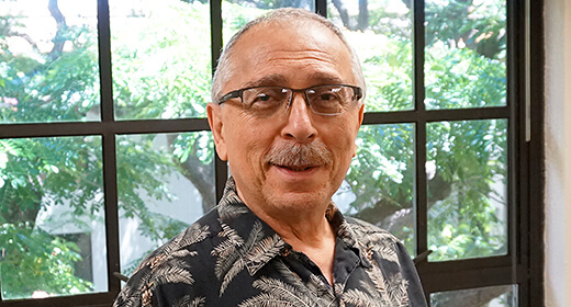 Ibrahim Aoude, Faculty, Department of Ethnic Studies, UH Mānoa