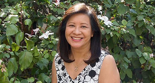 Janette Yuasa, Staff, Department of Ethnic Studies, UH Mānoa