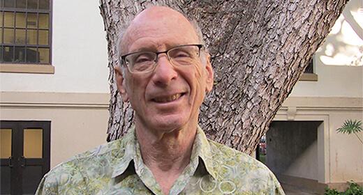 Noel Kent, Faculty, Department of Ethnic Studies, UH Mānoa