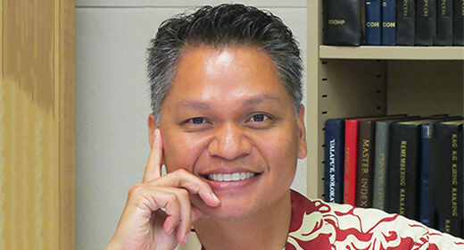 Roderick Labrador, Faculty, Department of Ethnic Studies, UH Mānoa