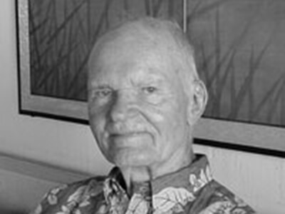 Robert Richards Midkiff, Honolulu, Hawai'i, 2000. (COH photo)