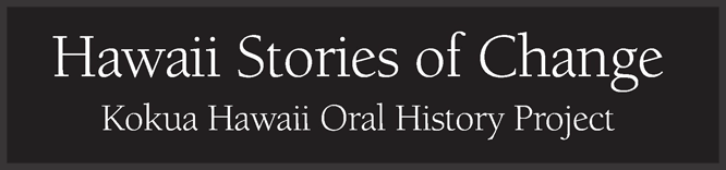 Hawaii Stories of Change